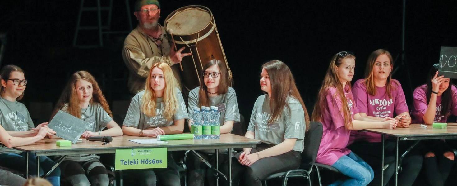 Tópartisoké lett a Siklósi Gyula Városismereti Vetélkedő díja